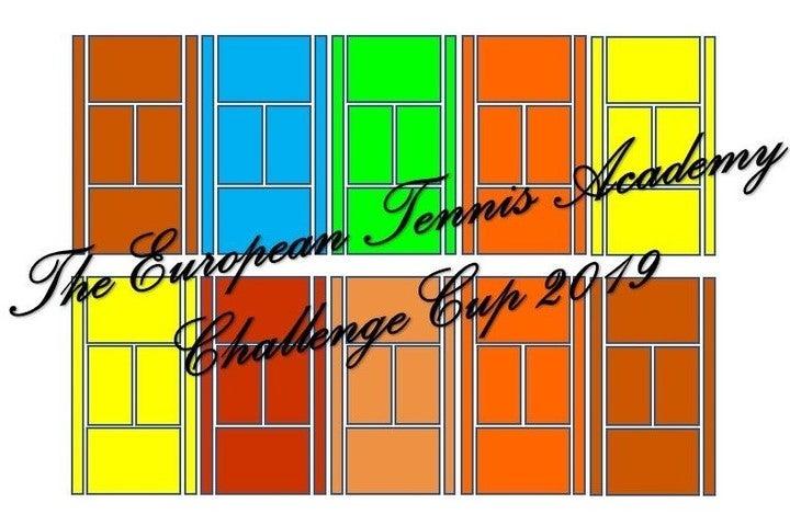 11歳以下から15歳以下までのジュニアの大会「第1回ヨーロッパテニスアカデミーチャレンジカップ」が開催される。