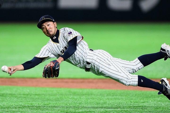 日本を代表する名二塁手も、メジャーの市場の評価は厳しかった。(C)Getty Images