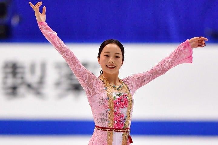 高校を卒業して新たな生活をスタートさせる本田真凜。さらなる活躍に期待だ。(C)Getty Images