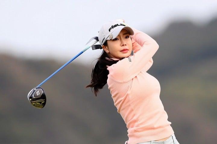 日本女子ツアーの開幕を楽しみにしているアン・シネ。(C)Getty Images