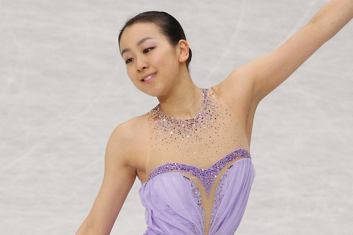 現在29歳の浅田さん。自身が実際に行なっているというナイトルーティンを明かした。(C)Getty Images
