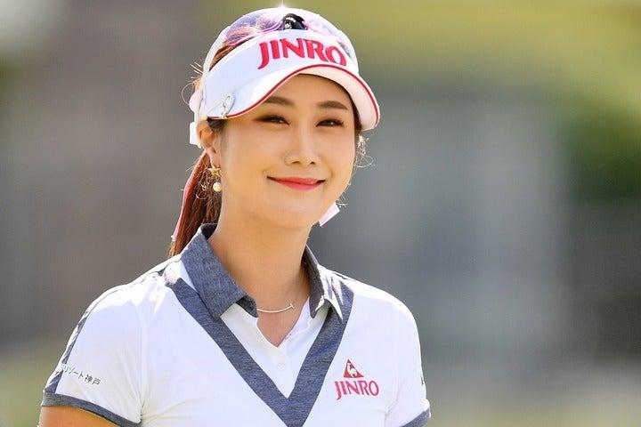 日本ツアーの開幕に向けて、韓国で調整を続けているキム・ハヌル。(C)Getty Images