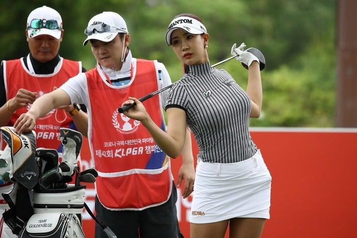 ほぼ毎日インスタを更新しているユ・ヒョンジュ。ファンへのアピールを忘れない。(C)Getty Images