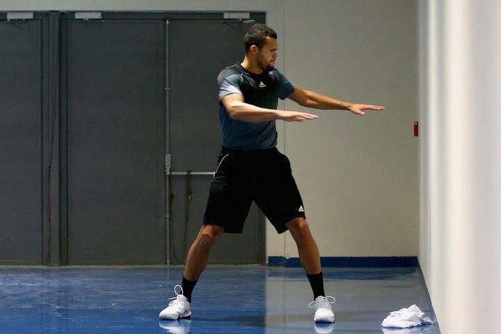 プロは1人になる時間を作り、身体もそうだが、同時に頭と心の準備も行ない、試合へ入っていくことが多い。(C)Getty Images