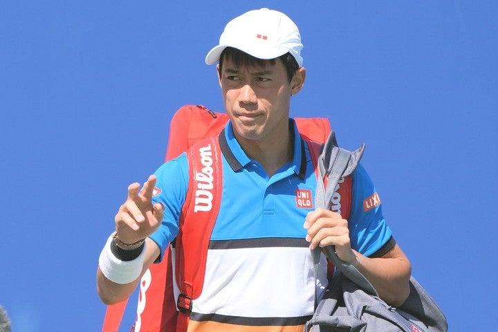 少年時代からテニスが大好きだったという錦織の言葉には、テニスの上達はもちろん、仕事やプライベートでも役立つエキスが感じられる。写真:山崎賢人(THE DIGEST写真部)