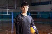 2021年の五輪へ向けて、ますます士気が上がっている柳田。提供:ボシュロム・ジャパン