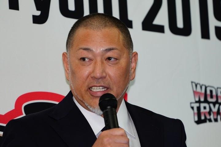 清原さんは、YouTubeチャンネル『清ちゃんスポーツ』を開設することを明かした。写真:THE DIGEST写真部