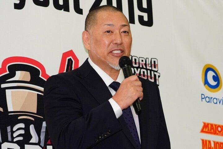 YouTubeチャンネル『清ちゃんスポーツ』をスタートした、清原さん写真:THE DIGEST写真部