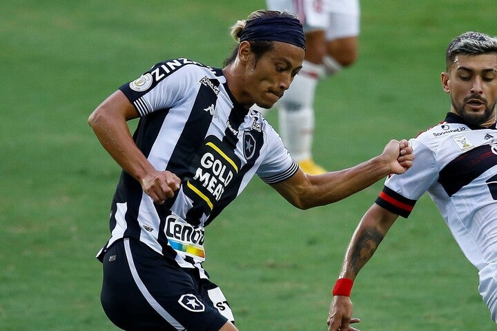 本田がアゼルバイジャンのピッチに立てば、8か国目でのプレーとなる。(C)Getty Images