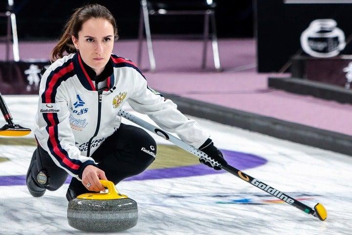 来年開催の北京五輪。シドロワは3度目の挑戦で初のメダルを狙う。(C)Getty Images