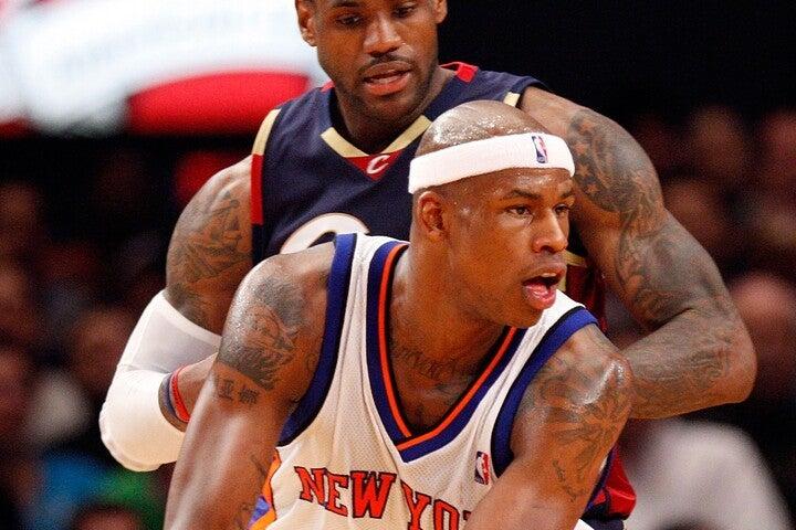 ハリントンは高卒選手として1998年にデビュー。16年間NBAでプレーし、平均13.5点、5.6リバウンドをマークした。(C)Getty Images