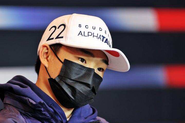 角田が自身の弱点と捉える罵声や悪態について、厳しい見方も出てきているようだ。(C)Getty Images