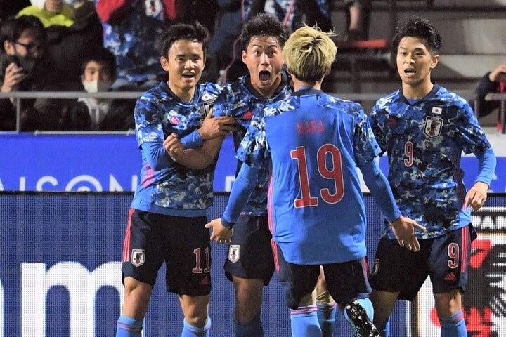 開催国として迎える日本代表は、メキシコ、フランス、南アフリカを相手にどんな戦いを見せるだろうか。(C)Getty Images