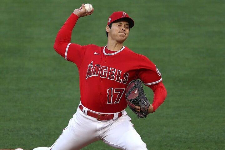 投手・大谷の制球難の影響は、打者・大谷の存在が!? 名物司会者の独自分析とは。(C)Getty Images
