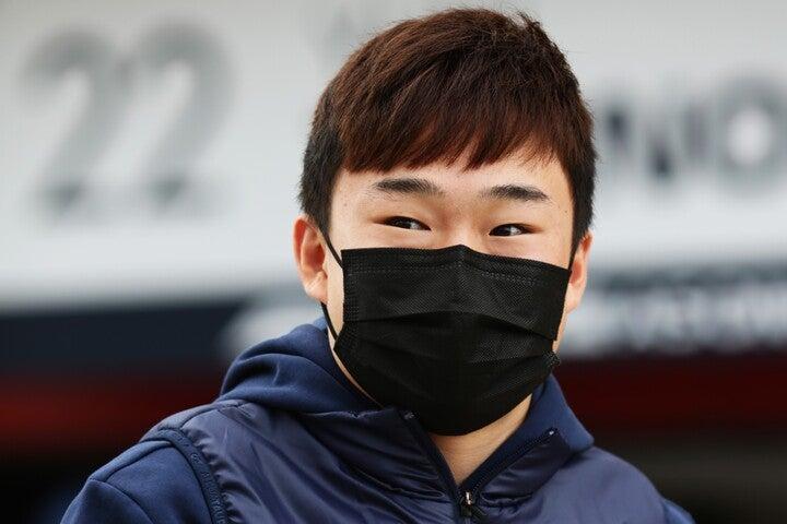 トスト代表は「彼はまだ新人だから、今後もミスを犯すだろう」と角田について寛容な目を向けているようだ。(C)Getty Images