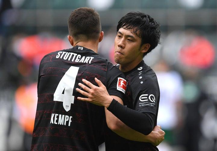 最終節は出場停止となったものの、シーズンを通して安定した働きを見せた遠藤に対する評価は間違いなく上がっている。(C)Getty Images