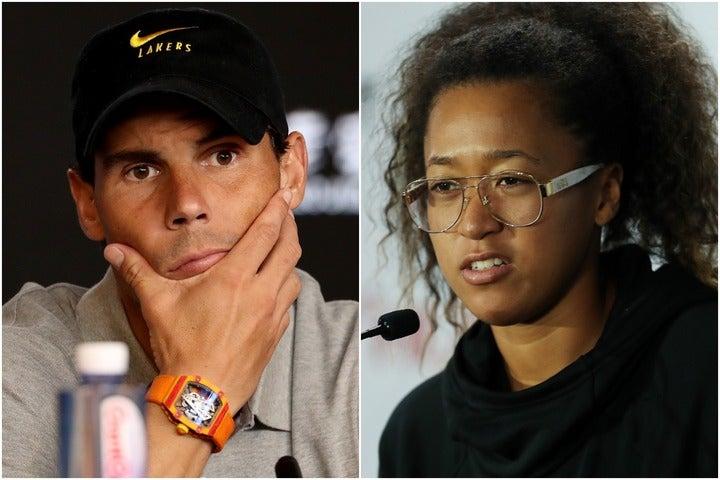 現役選手の多くは大坂の考えに同情してはいるが…。(C)Getty Images