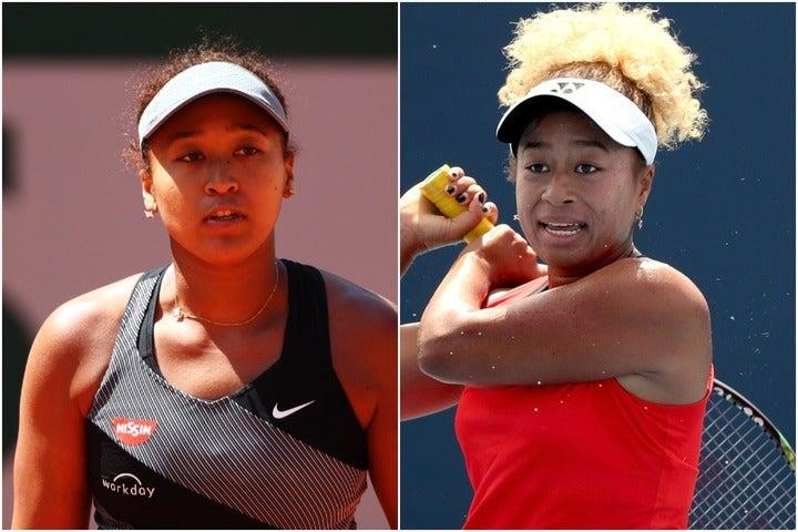 姉として、大坂なおみ(左)をサポートすることを綴った大坂まり(右)。(C)Getty Images