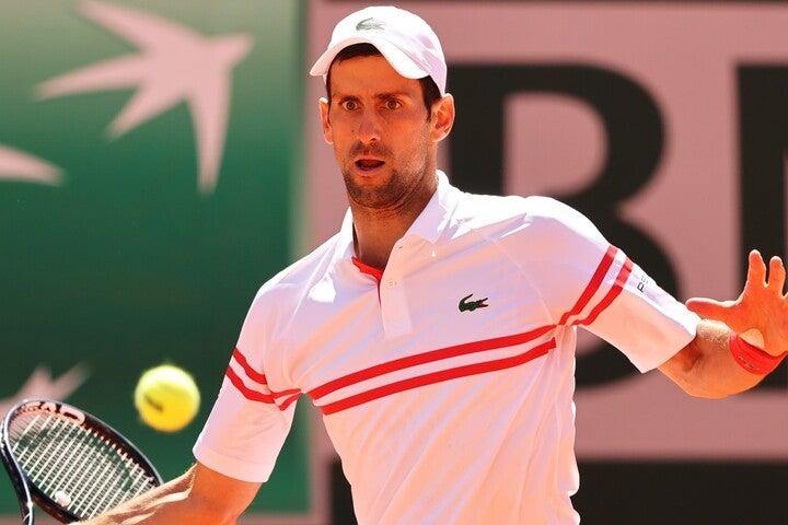2セットダウンから蘇り全仏オープンに優勝したジョコビッチ。(C)Getty Images