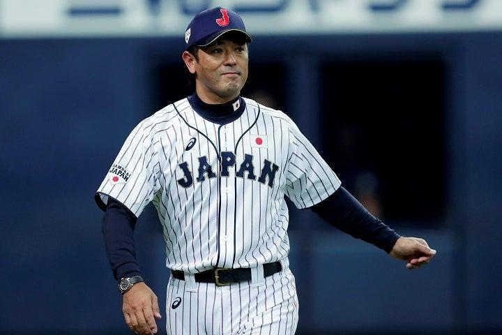 稲葉監督が37年ぶりの金メダルを目指す日本代表のメンバーを発表した。(C)Getty Images