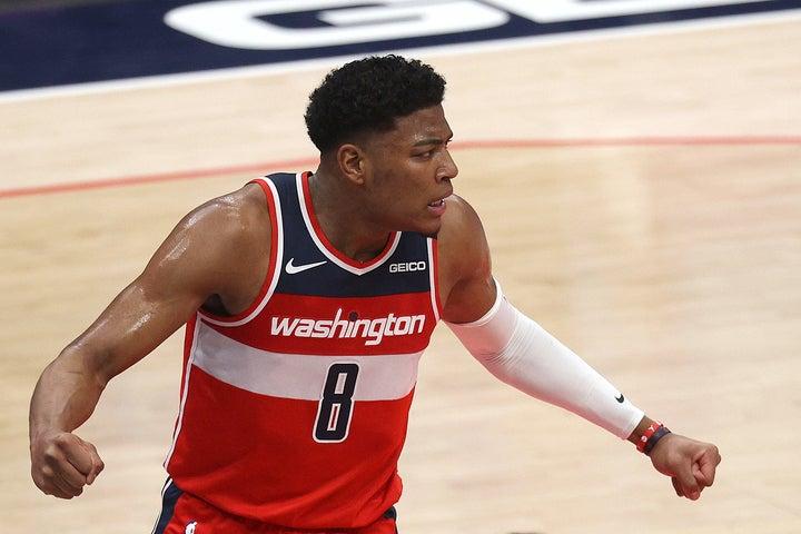 NBA2年目を終えた八村塁。今夏の東京五輪では日本代表のエースとして期待がかかる。(C)Getty Images