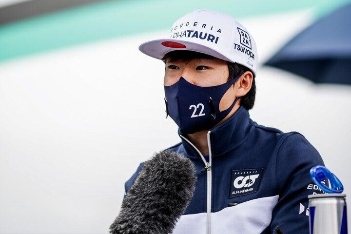 F1初挑戦の角田にとって、FPの回数が減るのはデメリットと言えるだろう。(C)Getty Images
