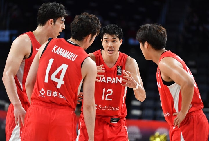 11大会ぶりの出場となる日本は、スペインやスロベニアといった格上相手に番狂わせを起こせるか。(C)JBA
