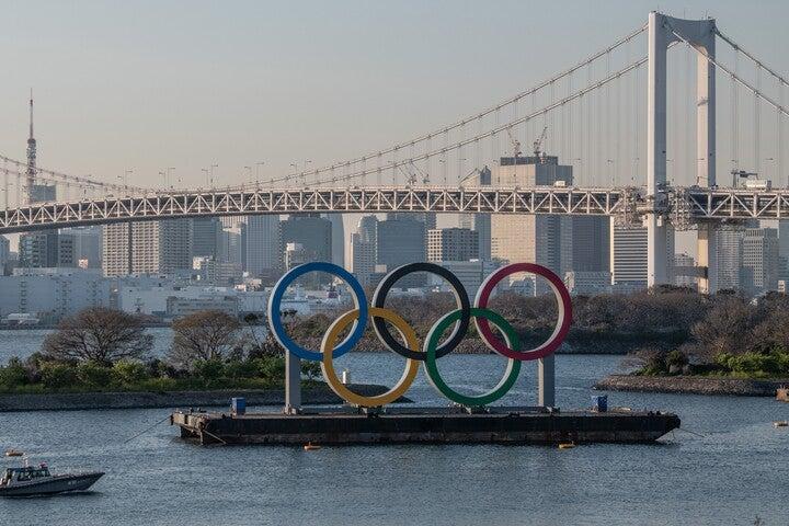 新型コロナウイルスの影響で、一年越しの開幕となった東京五輪。ここに来て台風の上陸が予想されている。(C)Getty Images