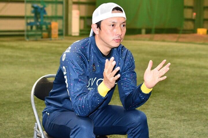 23年にわたりプロ野球選手として活躍を続けてきた川﨑だが、「あと20年は現役を続けたい」と語る。写真提供:川﨑宗則事務所