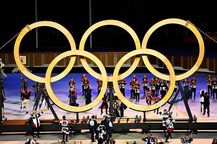 各競技が連日の盛り上がりを見せる東京五輪。その一部で巻き起こっている論争を韓国メディアが報道した。(C)Getty Images