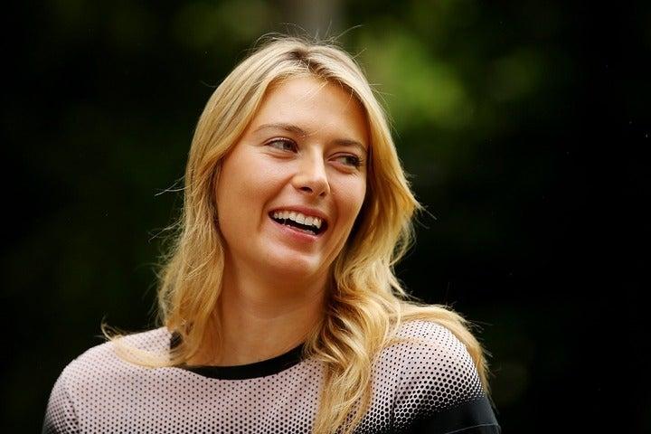 34歳になったシャラポワさん。プロモデル顔負けの近影を公開した。(C)Getty Images