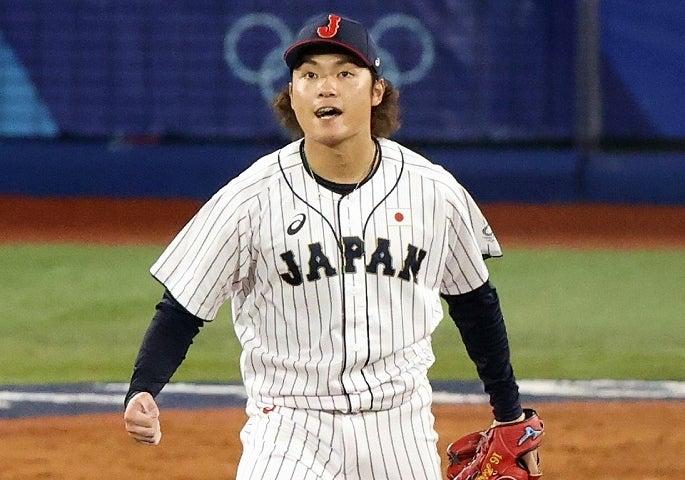 気迫のこもったピッチングで流れを呼び込んだ伊藤。その快投に韓国側からクレームが入っている。(C)Getty Images