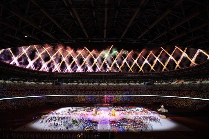数々の困難に見舞われながらも、全日程を終えた東京2020には、様々な議論があるようだ。(C)Getty Images
