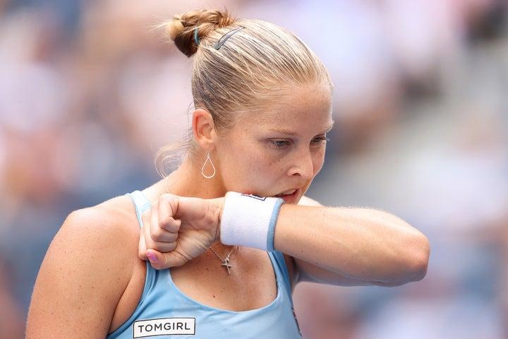 敗者に対するSNSでの脅迫メッセージが深刻な問題となっているスポーツ界。全米テニスでもロジャース(写真)やスティーブンスがその実情を訴えている。(C)Getty Images