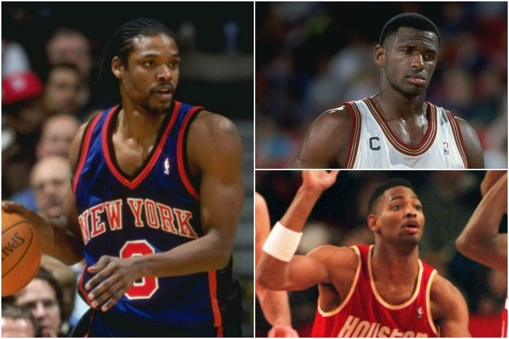 アラバマ大出身者には身体能力の高かったスプリーウェル(左)やマックダイス(右上)、クラッチシューターのオリー(右下)がいる。(C)Getty Images