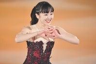ますます大人っぽさが増した印象の本田望結。マルチな才能を存分に発揮している。写真:松尾アフロスポーツ