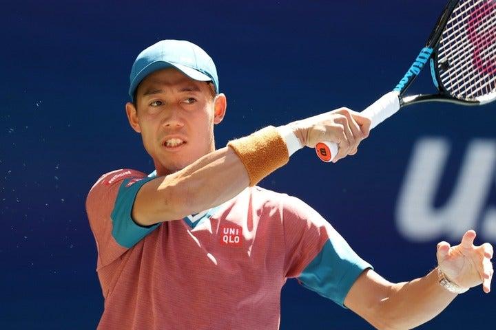 全米オープンが終わり、次はサンディエゴに出場予定の錦織。(C)Getty Images