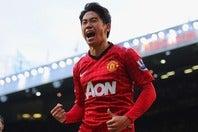数多の名手たちと熾烈なポジション争いを繰り広げた香川。当時のチームメイトのなかで、彼が考える「最高の選手」とは誰だったのか。(C)Getty Images