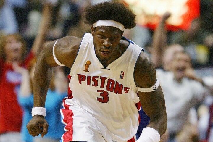 ウォーレスは鍛え抜かれた肉体を武器に、リバウンダー兼ディフェンダーとして一世を風靡。今年バスケットボール殿堂入りを果たした。(C)Getty Images