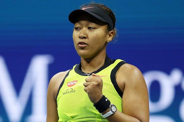 しばらくはテニスから離れると表明していた大坂だが、米ケーブルテレビの番組で、復帰への意欲を明かした。(C)Getty Images