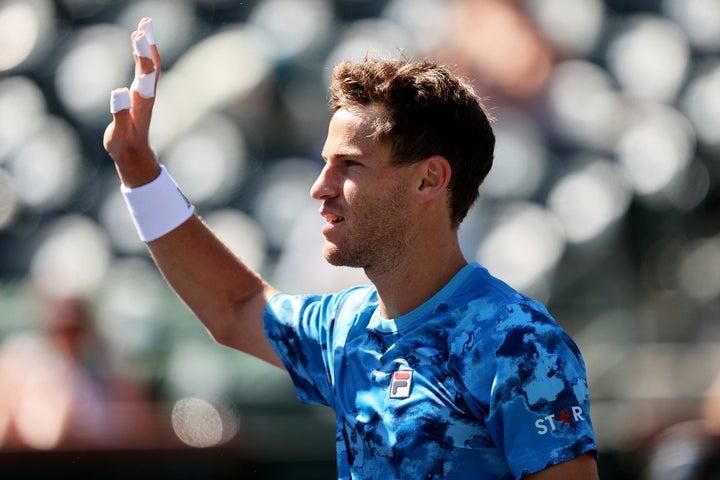 欧米中心のテニスツアーにおいて、南米選手は帰国後の隔離期間なども考慮すると簡単には自宅に戻れない。シュワルツマンはプレー面でも精神面でも苦悩したと語る。(C)Getty Images