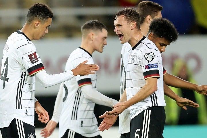 欧州予選と突破して本大会出場を決めたドイツ。若手の躍動も目立った新チームだが、国内では不安の声も上がっているようだ。(C)Getty Images