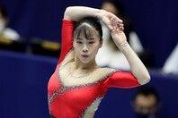 東京五輪の団体決勝で5位入賞に貢献した杉原。(C)Getty Images