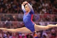 世界体操米国代表のリアン・ウォン。隔離で東京五輪を過ごすという悔しい経験をした。 (C) Getty Images