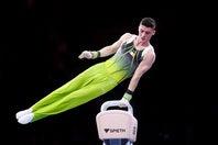 2年前の大会では銅メダルを獲るあん馬の実力者、マクレナガン。(C)Getty Images