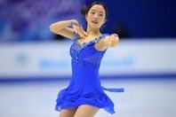 東日本選手権を控える本田真凜。親友である伊藤美誠の誕生日に祝福のメッセージを送った。(C)Getty Images