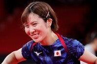 東京五輪女子団体銀メダルの平野。お洒落で可愛いとファンから注目を浴びている。(C)Getty Images