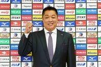 5年ぶりに女子代表監督に就任した眞鍋政義氏。写真:日本バレーボール協会